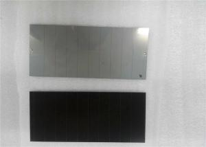China Indoor 13.7mW Custom Solar Panels TCO Glass 12 × 30 mm CE ROHS Certification on sale