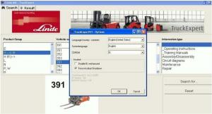 China Forklift Diagnostic Tools , Linde Fork Lift Truck Expert 2012 Wiring Diagrams on sale