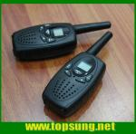 Talkie-walkie par radio mobile portatif du talkie-walkie T628 PMR 446mhz avec le code 121