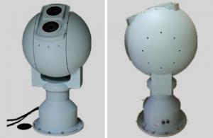 China Coastal / Borden Intelligent Surveillance Electro Optical Thermal Tracking System on sale