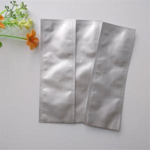 China Full Colorprinting Aluminium Foil Pouch , Sliver Sachet Foil Bag Packaging For Powder Products on sale
