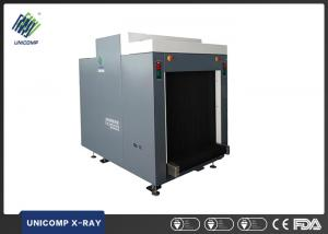Quality X Ray Baggage Inspection System , Airport Security X Ray Machine 0.22m/S for sale