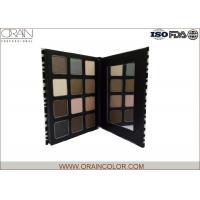 12 color Bright Eye shadow powder Long lasting smokey eyeshadow palette