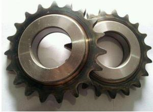 Quality Polishing Industrial Chain Drive Sprockets , Stainless Steel Chain Sprockets For for sale