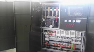 China Photovoltaic Step Up Substation , 10 KV 850 KVA Packaged Transformer Substation on sale