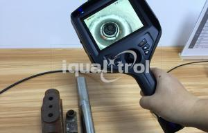 China Architecture Structure Non Destructive Testing Equipment Dual Camera HD Monitor And IR Thermal Imaging on sale