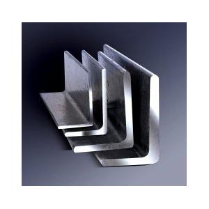Quality Structural Equal Angle Steel of EN, ASTM, JIS, GB long Mild Steel Products / Product for sale