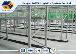 China OEM Heavy Duty Steel Pallet Warehouse Racking Anti Corrosion For Synthesis Chemical Plant on sale