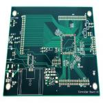 Durable Electronic Circuit Board Assembly Multilayer PCB Design FR4 94V-0 OEM ODM