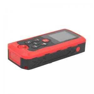 China Red Color Small Size Digital Laser Distance Meter T 5000 To 8000 Measurements on sale