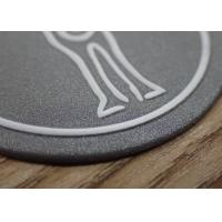 Fashion Design Symphony Custom Fashion Logo High Frequency Embossed Soft TPU Patch for Shoes and Hats