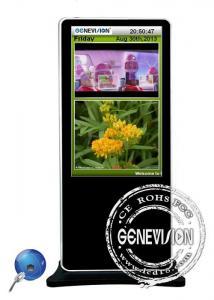 China TFT 3G Digital Signage , 1920x 1080 Web Based Digital Signage on sale