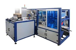 China Automatic Heat Shrink Group Packaging Wrapper Machine for Bottles Can on sale