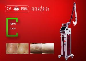 China RF Tube Co2 Fractional Laser Machine 360 Degree Scanning Ability Skin Rejuvenation on sale