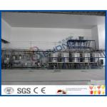 linha de produção do refresco 3000-4000BPH, máquina de enchimento semi automática da soda do processo de produção da bebida