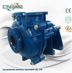 China Mechanical Seal 6 / 4 D - AH Centrifugal Slurry Pump with External Flushing Water Sold to Malaysia on sale