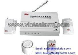 China Wireless?Burglar?Alarm?System on sale