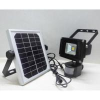 China IP65 Waterproof 30W  Solar Flood Lights by Motion Sensor and sell by factory directly on sale