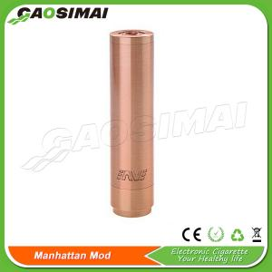 China best electronic cigarettes black manhattan mod in stock on sale