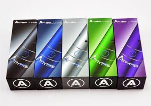 China Emallvapor 2014 Hot Vape Mini ATMOS WAX Vaporizer Pen Dry Herbal Atomizer Wax Vaporizer on sale