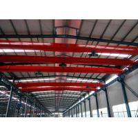 Large Span Heavy Steel Structure Factory Workshop With Crane For Manufacturing Companies