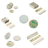 China adhesive craft magnets on sale