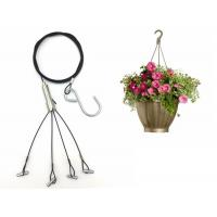 1.5mm Four Foot Steel wire Hanging Kits For Hanging Planters/Flower Pot