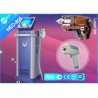 China Germany laser emitter Permanent Hair Removal 808nm Diode Laser System on sale