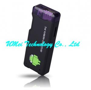 China MK802 Wifi Flash 10.3 Full HD DDR3 1GB Mini PC Google Android 4.0 TV Box on sale