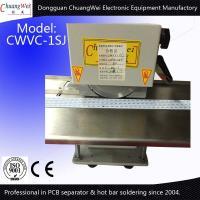 China Carte PCB pré marquée Depanelizer de cannelure du séparateur V de carte PCB pour l'usine d'éclairage de LED on sale