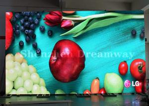 China 2.976 mm Indoor LED Stage Screen Display Rental for advertising / flexible led screen wall on sale