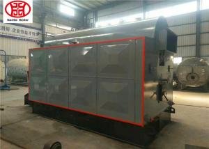 China 1000kg Biomass Steam Boiler / Water Tube Steam Boiler For Dry Cleaning Machine on sale