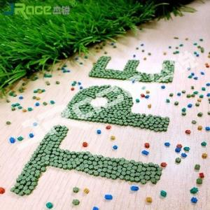 China Recycle TPE granules For Artificial Grass Synthetic Grass Infilling Outdoor Sports Field on sale