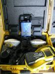 Sistema completo de GPS GNSS RTK TSC2 Glonass 450-470 del modelo 2 de Trimble R8