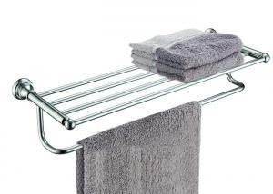 Quality 良質の真鍮の浴室の付属のタオル掛けの土台ハードウェア タオルの棚 for sale