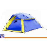 Équipement extérieur fait sur commande de camping de tente de plage et de personne des tentes de camping 2 - 4