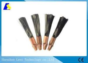China Tig Weld Cleaning Brush M6 Thread Carbon Fiber Conductive Replacement Brush on sale