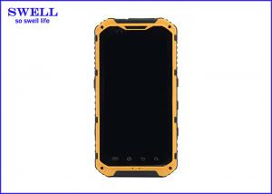 China 4.3 Inch Rugged Waterproof Smartphone , Land Rover A9 Android4.4 MTK GPS / AGPS NFC on sale
