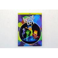Free DHL Shipping@Disney Cartoon DVD Moveis Inside Out Wholesale!!