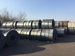 China Hot Rolled Steel Strips Coil on sale