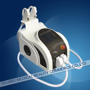 China SHR Ipl Hair Removal Machines Effective And Painless , Two System In One on sale