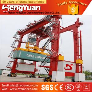China portal crane working in the Open-air, portal crane for yard on sale