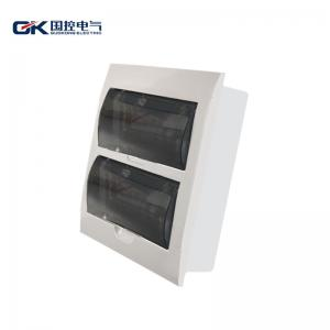China Metal Base Lighting Distribution Box Plastic Cover For Communication And Joint on sale