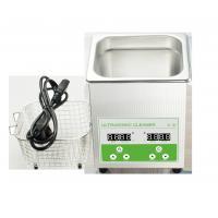 Ultrasonic Printhead / 3D Printing Cleaner Ultrasonic Washing Device 40KHZ 10L