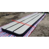 DWF inflatable air track gymnastics,inflatable air tumble track, able air track for gym