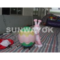 Small Rabbit Eggs Holiday Inflatables For Rental , Holiday Living Inflatables