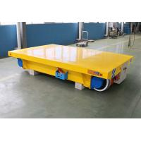 Industrial material handling motorized trackless lithium battery transfer cart