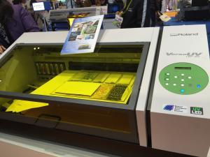 China Roland VersaUV LEF 20 Printer,  advanced ECO-UV ink,flat table,iphone 6 case on sale