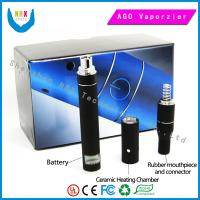 Lcd 600 Puffs Ago Dry Herb Vaporizer 650mah  Healthy E Cigarettes