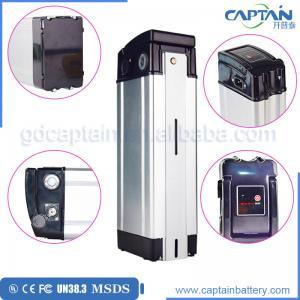 China Lithium ion battery 36v 10ah electric bike battery ebike 36v on sale